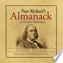 Poor Richard s Almanack and Other Writings