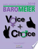 """SADC Gender Protocol 2019 Barometer"" by Morna, Colleen Lowe, Rama, Kubi"