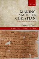 Making Amulets Christian Pdf/ePub eBook