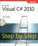 Pdf Microsoft Visual C# 2010 Step by Step Telecharger