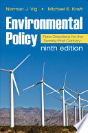 Environmental Policy Book