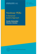 Nonlinear PDEs: A Dynamical Systems Approach
