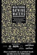 Monitoring Bathing Waters