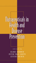 Nutraceuticals in Health and Disease Prevention Pdf/ePub eBook