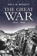 The Great War  1914 1918