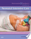 Merenstein Gardner S Handbook Of Neonatal Intensive Care E Book