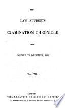 The Examination Chronicle