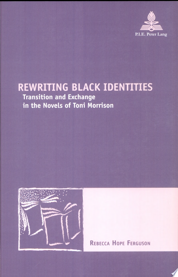 Rewriting Black Identities