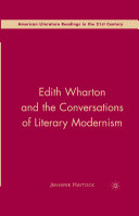 Pdf Edith Wharton and the Conversations of Literary Modernism