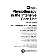 Chest Physiotherapy in the Intensive Care Unit