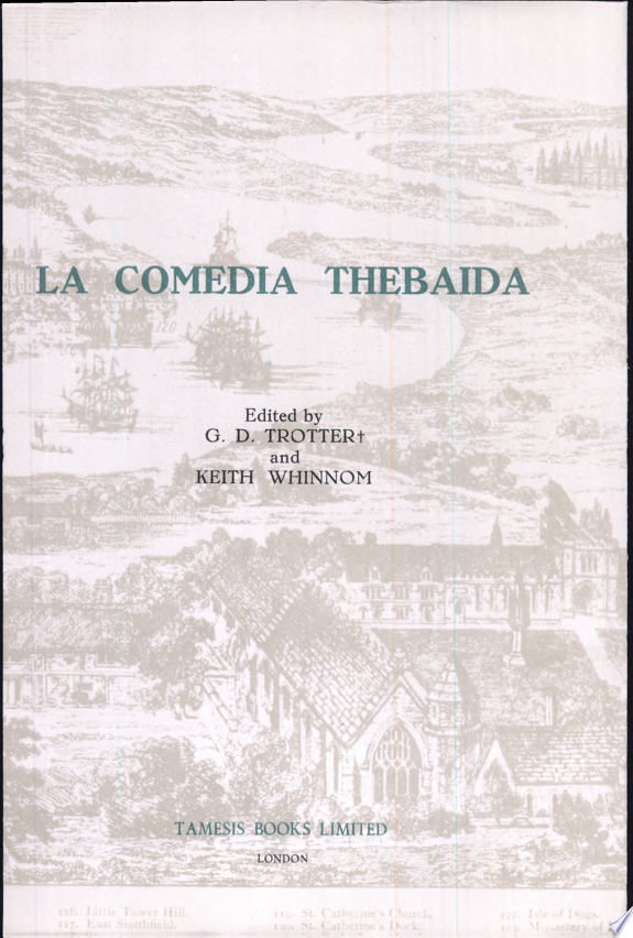 Comedia (llamada) Thebaida