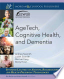 AgeTech  Cognitive Health  and Dementia Book