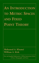 An Introduction to Metric Spaces and Fixed Point Theory