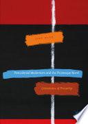 Postcolonial Modernism and the Picaresque Novel