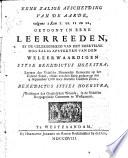 Eene zalige afscheyding van de aarde, volgens 2 Kon 2: vs. 11 en 12, getoont in eene leerreeden, by de geleegenheyd van het smertelyk dog zalig afsterven van den weleerwaardigen Sytse Benedictus Hoekstra ...