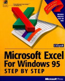Microsoft Excel for Windows 95 Step by Step