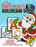 My First Christmas ABC Coloring Book