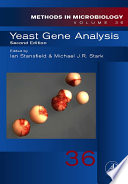 Yeast Gene Analysis Book