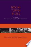 Boom Town Blues  Elliot Lake