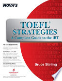 TOEFL Strategies