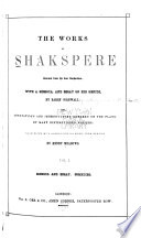 The Works of Shakespere