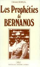 Les prophéties de Bernanos [Pdf/ePub] eBook