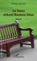 Pdf Le banc d'Axel Ramon Dias Telecharger