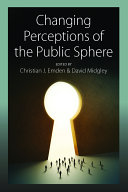 Pdf Changing Perceptions of the Public Sphere