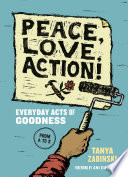 Peace  Love  Action