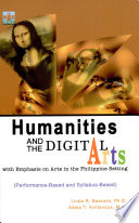 Humanities and the Digital Arts  2006 Ed  Book PDF