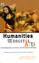 Humanities and the Digital Arts  2006 Ed