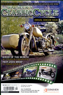 WALNECK S CLASSIC CYCLE TRADER  MAY 2009