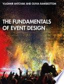 The Fundamentals of Event Design
