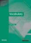 English for Academic Study: Vocabulary