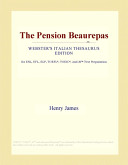 The Pension Beaurepas (Webster's Italian Thesaurus Edition)