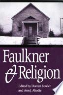Faulkner and Religion Pdf/ePub eBook