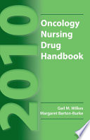 2010 Oncology Nursing Drug Handbook Book PDF