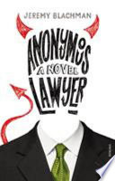 Cover of Anonymous Lawyer