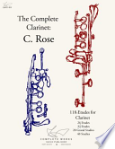 The Complete Clarinet