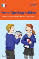 Pdf French Speaking Activites (KS2) Telecharger