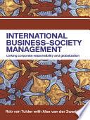 International Business Society Management