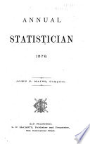 The Statistician And Economist Book