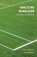 Analyzing Wimbledon