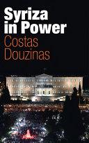 Syriza in Power