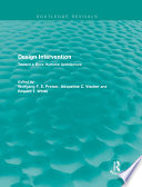 Design Intervention Routledge Revivals
