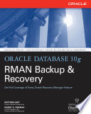 Oracle Database 10g Rman Backup Recovery