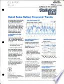 Retail Sales Reflect Economic Trends
