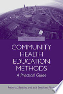 Community Health Education Methods