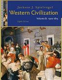 Western Civilization  Volume B  1300 to 1815