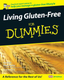 Cover of Living Gluten Free for Dummies